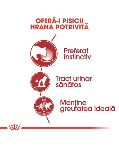 Royal Canin Instinctive In Gravy Hrană Umedă Pisică 85 g x 12