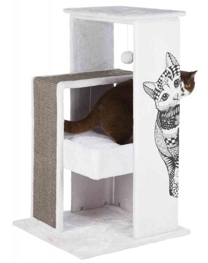 TRIXIE Ansamblu de joacă pentru pisici Maria, 101 cm imagine