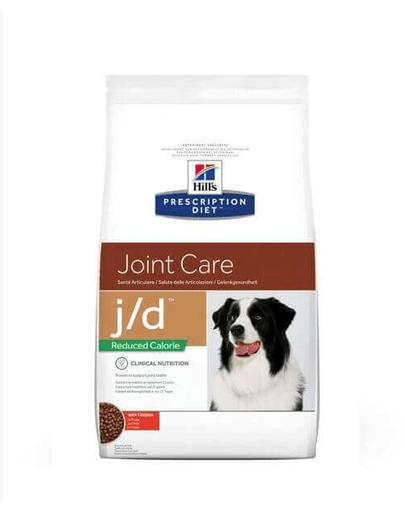 HILL'S Prescription Diet Canine j/d Reduced Calorie 12 kg imagine