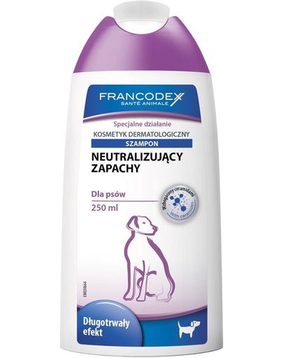 FRANCODEX Șampon neutralizare mirosuri 250 ml imagine