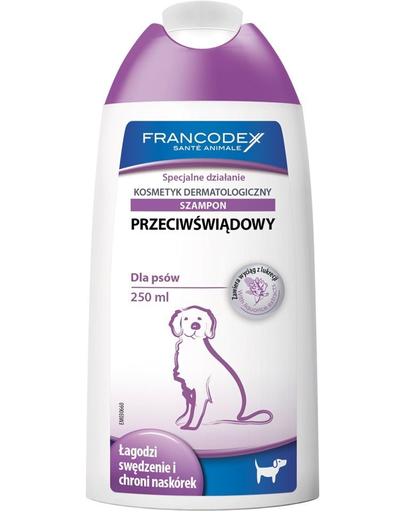 FRANCODEX Șampon anti mâncărimi 250 ml imagine
