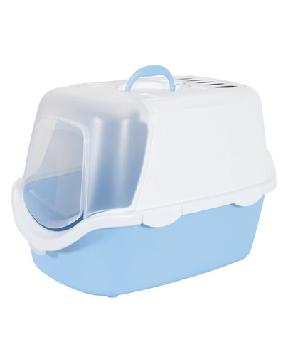 ZOLUX Litieră CATHY Easy Clean cu filtru - albastru imagine