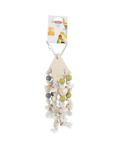 ZOLUX Jucărie cu 6 frânghii, mix culori imagine