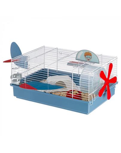 FERPLAST Criceti 9 Cușcă avion pentru hamsteri imagine