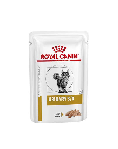 ROYAL CANIN Cat Urinary in loaf 12 x 85g