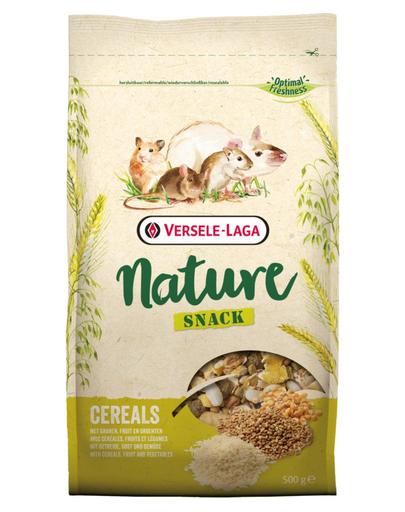 VERSELE-LAGA Nature Snack - cu cereale, fructe și legume 500 g imagine
