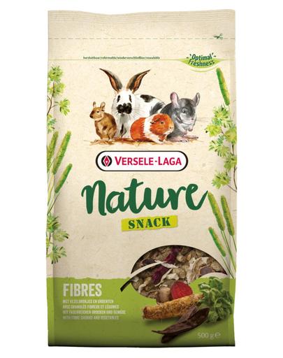 VERSELE-LAGA Nature Snack- cu fibre și legume 2 kg imagine