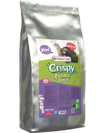 VERSELE-LAGA Crispy Pellets-Ferrets hrană pentru dihori 10 kg imagine