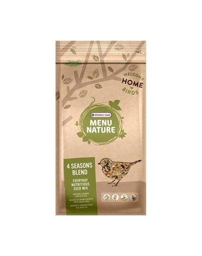 VERSELE-LAGA Menu Nature 4 Seasons Blend - Hrană pentru păsări sălbatice 1 kg imagine