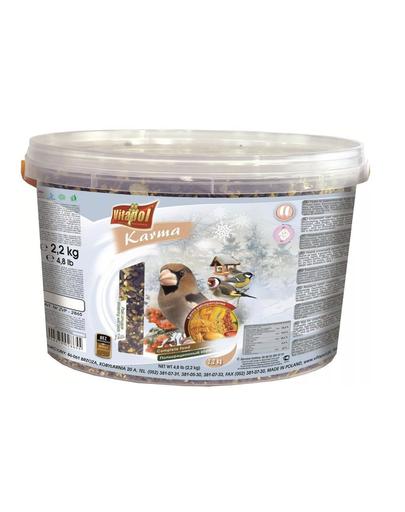 VITAPOL Hrană pentru păsările de iarnă 2,2 kg imagine