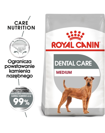 ROYAL CANIN Medium dental care 3 kg
