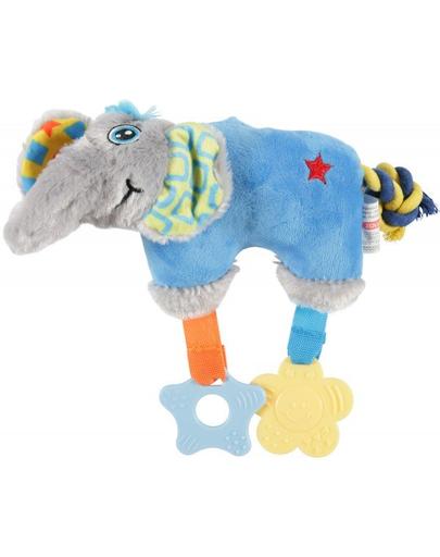 ZOLUX Jucărie Puppy elefant albastru imagine