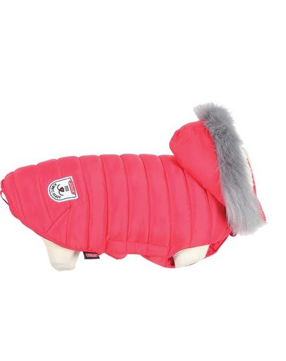 ZOLUX Urban Jachetă impermeabilă cu glugă S T30, roșu imagine