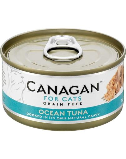 CANAGAN Cat cu ton oceanic 75 g imagine