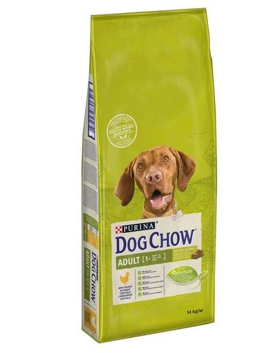 Purina Dog Chow Adult cu pui 14 kg