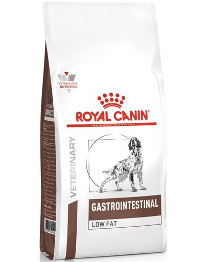 ROYAL CANIN Dog Gastro Intestinal Low Fat 12 kg imagine