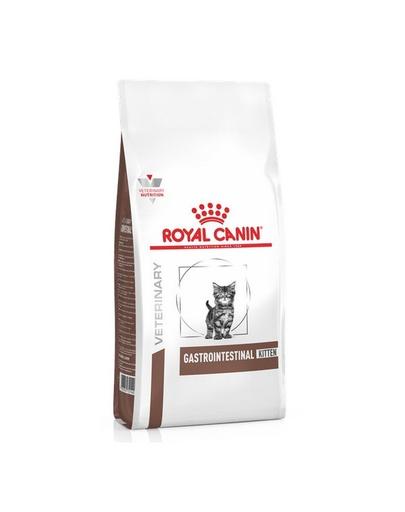 ROYAL CANIN VET Diet Kitten Hrană uscată pentru pisoi cu tulburări digestive 2 kg imagine