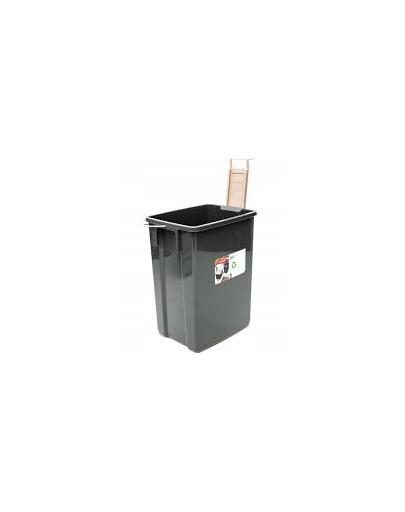 CURVER Recipient pentru deșeuri bio, gri 10L imagine