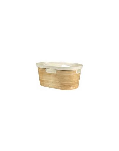 CURVER Coș INFINITY 40L Bambus imagine