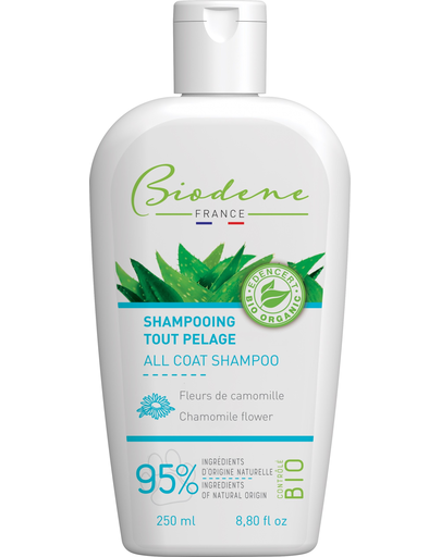 FRANCODEX Biodene Șampon pentru toate tipurile de păr 250 ml imagine