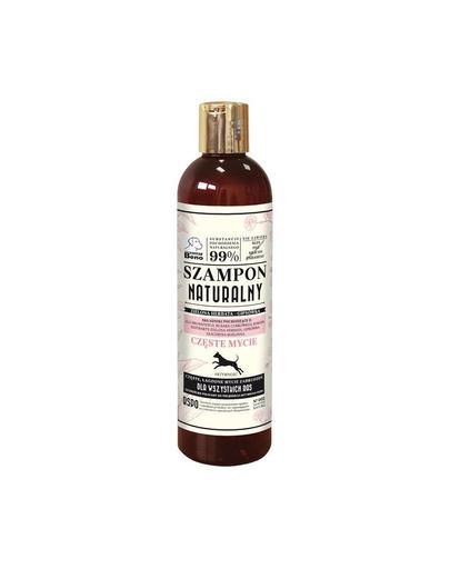 SUPER BENO Șampon natural pentru spălare frecventă 300 ml imagine