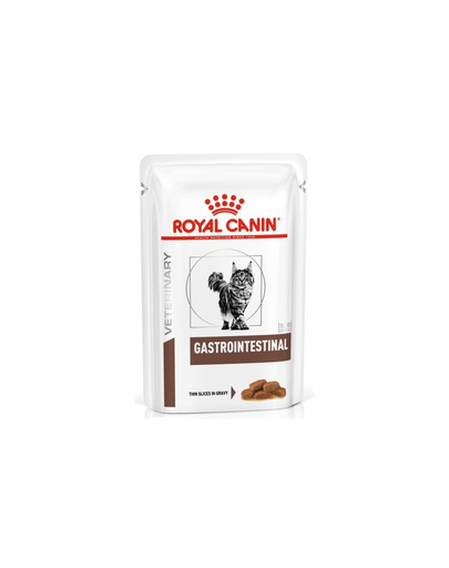 ROYAL CANIN Cat Gastro Intestinal 12 x 85 g imagine