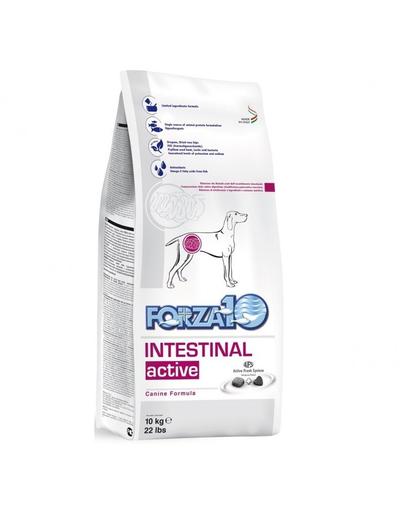 FORZA 10 Intestinal Active Dietă nutraceutică pentru probleme digestive 4 kg imagine