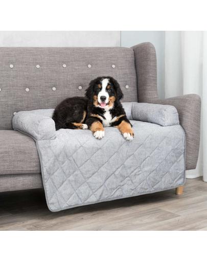 TRIXIE Nero Culcuș pentru câini 90 × 90 cm imagine