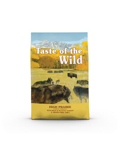 TASTE OF THE WILD High Prairie 12,2 kg imagine