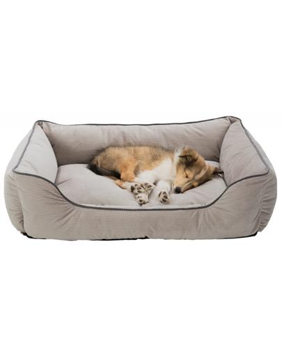 TRIXIE Pat pentru câini Lupo 100 × 70 cm, bej imagine