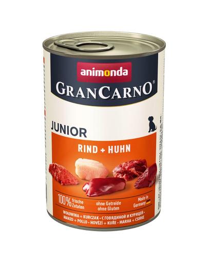 ANIMONDA Grancarno Junior carne de vită și pui 800 g imagine