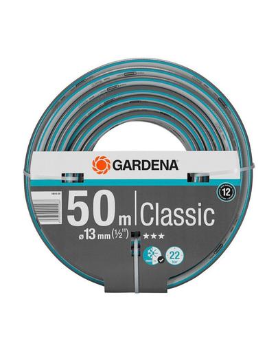 """GARDENA Furtun de grădină Classic 1/2"""""""", 50 m imagine"""