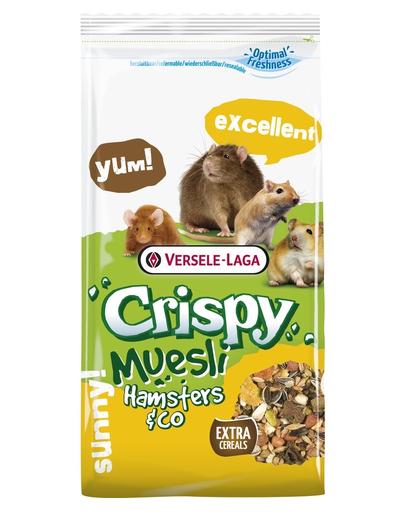 VERSELE-LAGA Hamster Crispy hrană pentru hamsteri 400 gr imagine