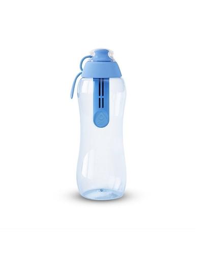 DAFI Sticlă cu filtru 0,3 L, albastru imagine