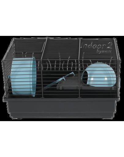 ZOLUX Cușcă pentru hamster INDOOR2 40 albastru deschis imagine