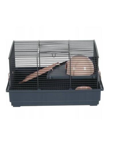 ZOLUX Cușcă pentru șoarece INDOOR2 40 roz pudrat imagine