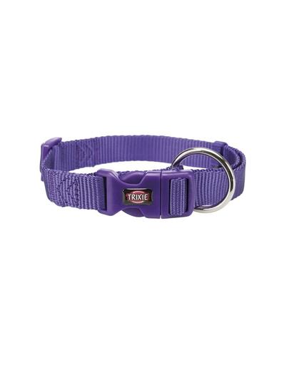 TRIXIE Zgardă Premium, S–M: 30–45 cm/15 mm, violet imagine