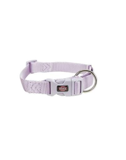 TRIXIE Premium Zgardă pentru câini, culoare liliac, L–XL: 40–65 cm/25 mm imagine