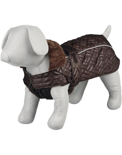 TRIXIE Hăinuță pentru iarnă Rouen , XS 30 cm, maro imagine