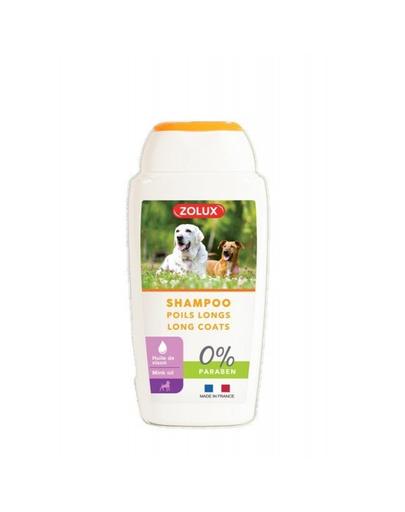 ZOLUX Șampon pentru păr lung 250 ml imagine