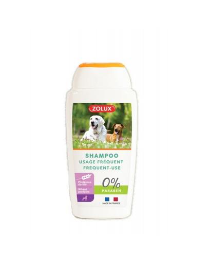 ZOLUX Șampon cu utilizare frecventă 250 ml imagine