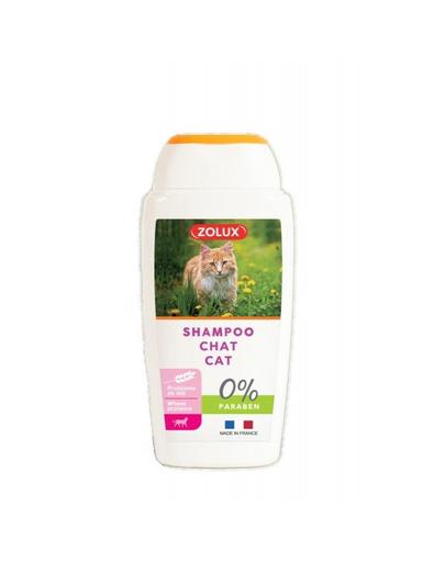 ZOLUX Șampon pentru pisici 250 ml imagine