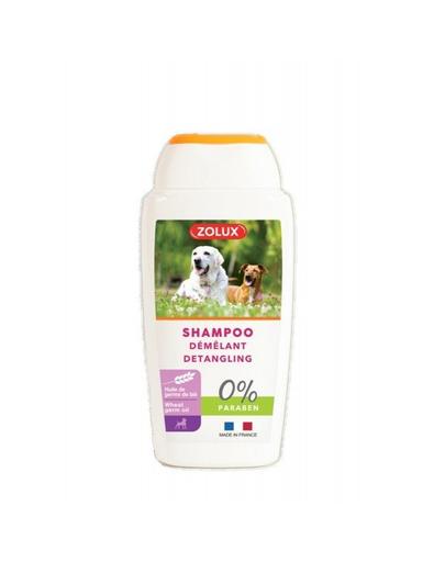 ZOLUX Șampon pentru descălcire 250 ml imagine