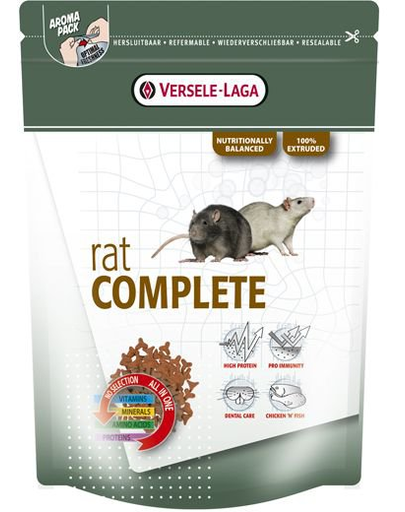 VERSELE-LAGA Rat & mouse complete 500 g