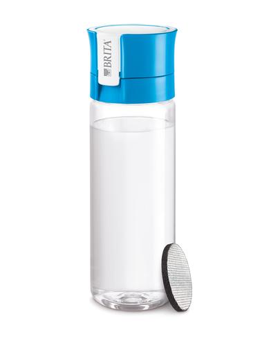 BRITA Sticlă cu filtru Fill&Go Vital 0,6 L, albastru imagine