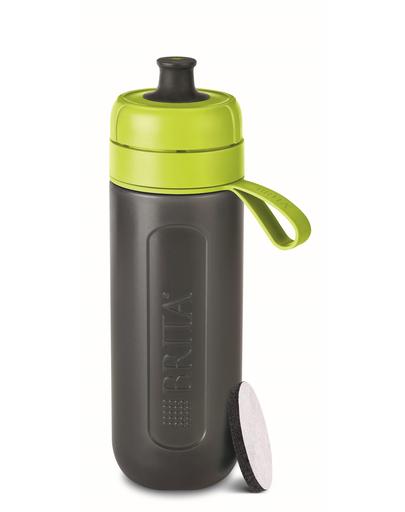 BRITA Sticlă cu filtru Fill&Go Active 0,6 L, lime imagine