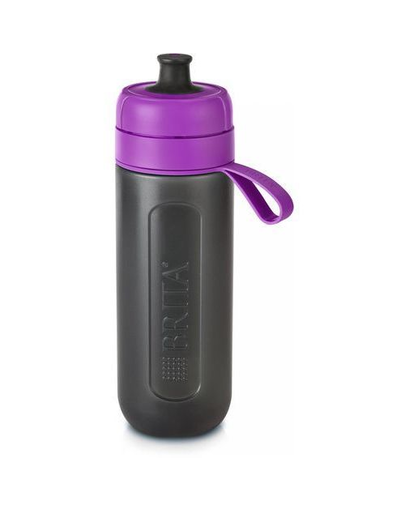 BRITA Sticlă cu filtru Fill&Go Active 0,6 L, violet imagine