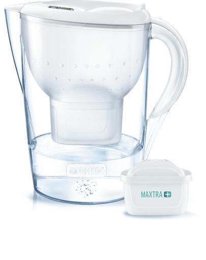 BRITA Marella XL Maxtra+ Vas filtrant 3,5 L, alb imagine