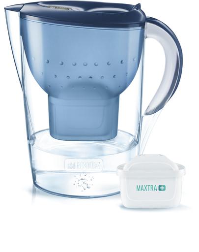 BRITA Marella XL Maxtra+ Vas filtrant 3,5 L, albastru imagine