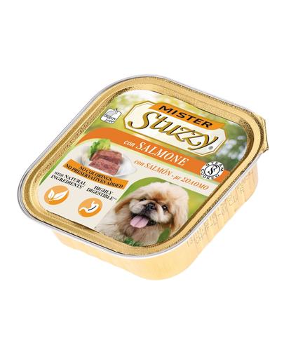 STUZZY Mister Dog hrană umedă pentru câini, cu somon 150 g imagine